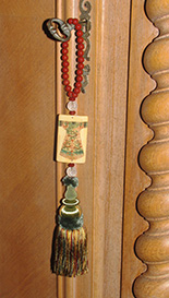 image of long life and prosperity umano bead