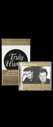 Truly Human -- Both The Book And Musical Cd.