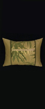BAMBOO on  WAVING LINES PILLOW