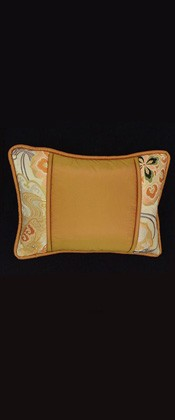 COPPER MIRRORS PILLOW