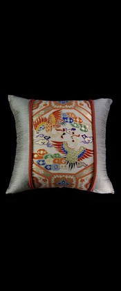 PHOENIX BIRDS FOR  LOVE PILLOW