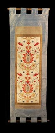 FRENCH PROVINCIAL PATTERN WALL SCROLL